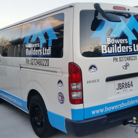 About Bowers Builders Ltd